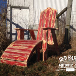 Old Barn Rustic Red