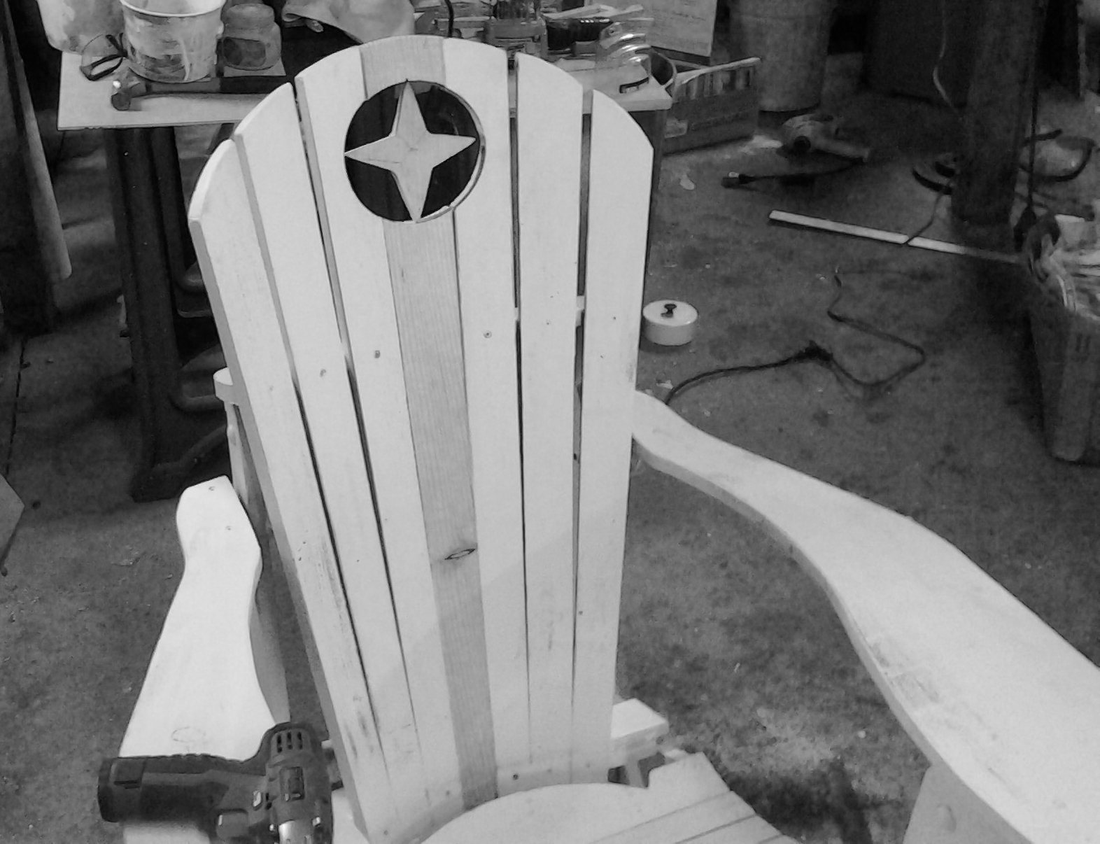 Barn Star Adirondack Collection