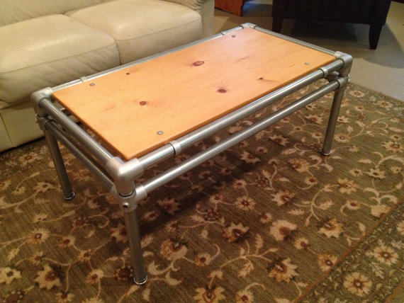 Old Barn Rustic Co 187 Galvanized Pipe Coffee Table : il570xN520544732g3xw from oldbarnrustic.com size 570 x 428 jpeg 66kB