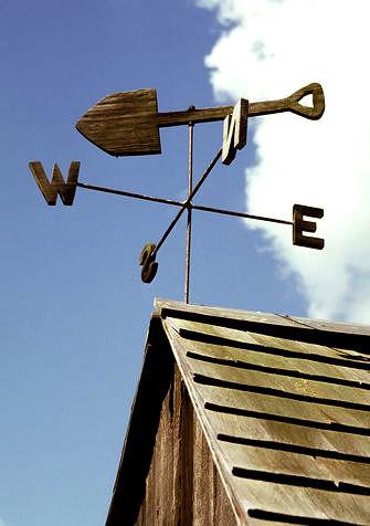 Rustic Weathervanes